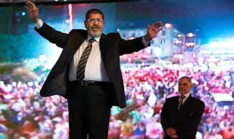 Mohammed Morsi's quote #5