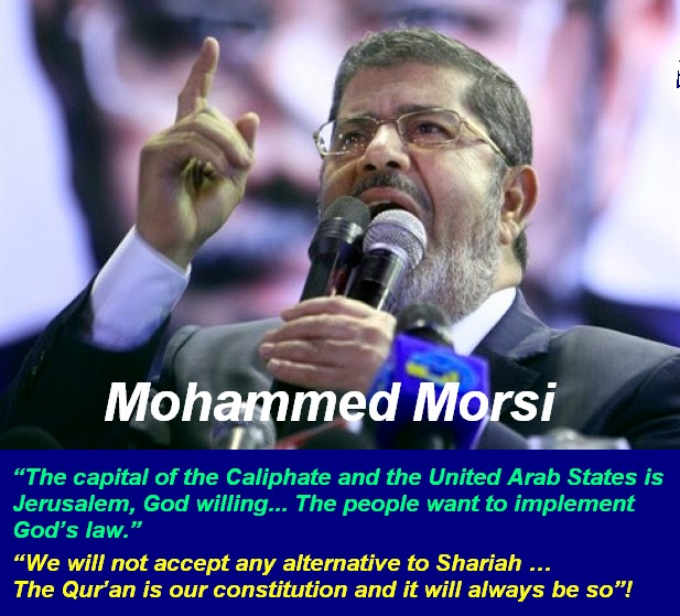 Mohammed Morsi's quote #8