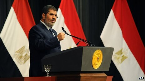 Mohammed Morsi's quote #7