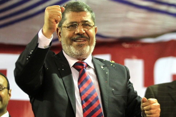 Mohammed Morsi's quote #1