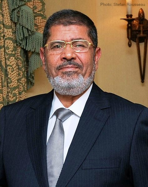 Mohammed Morsi's quote #3