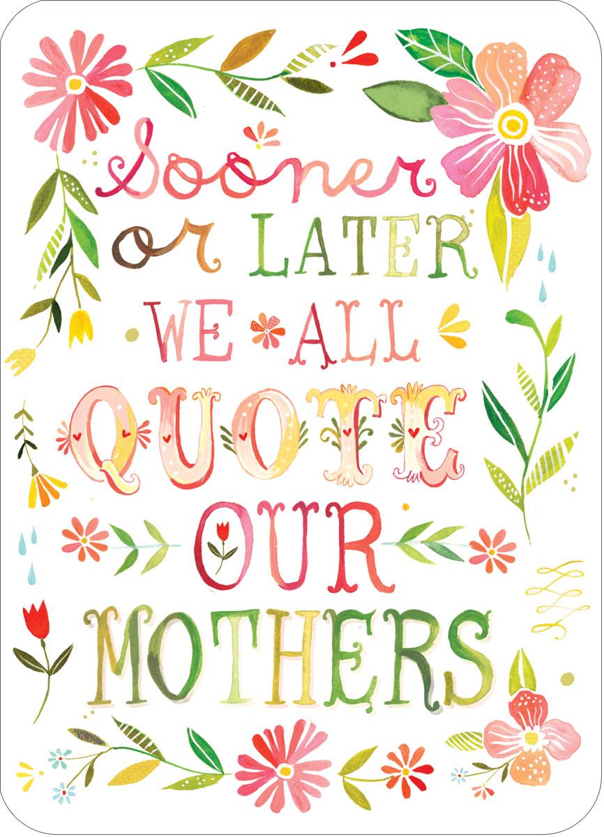 Mom quote #2