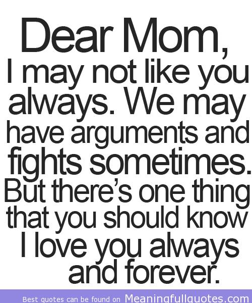 Mom quote #5