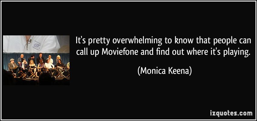 Monica Keena's quote #1