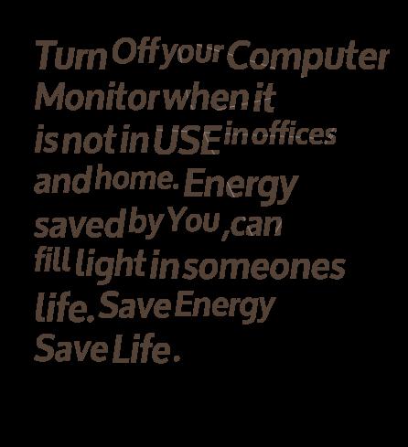 Monitor quote #1
