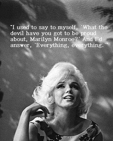 Monroe quote #4