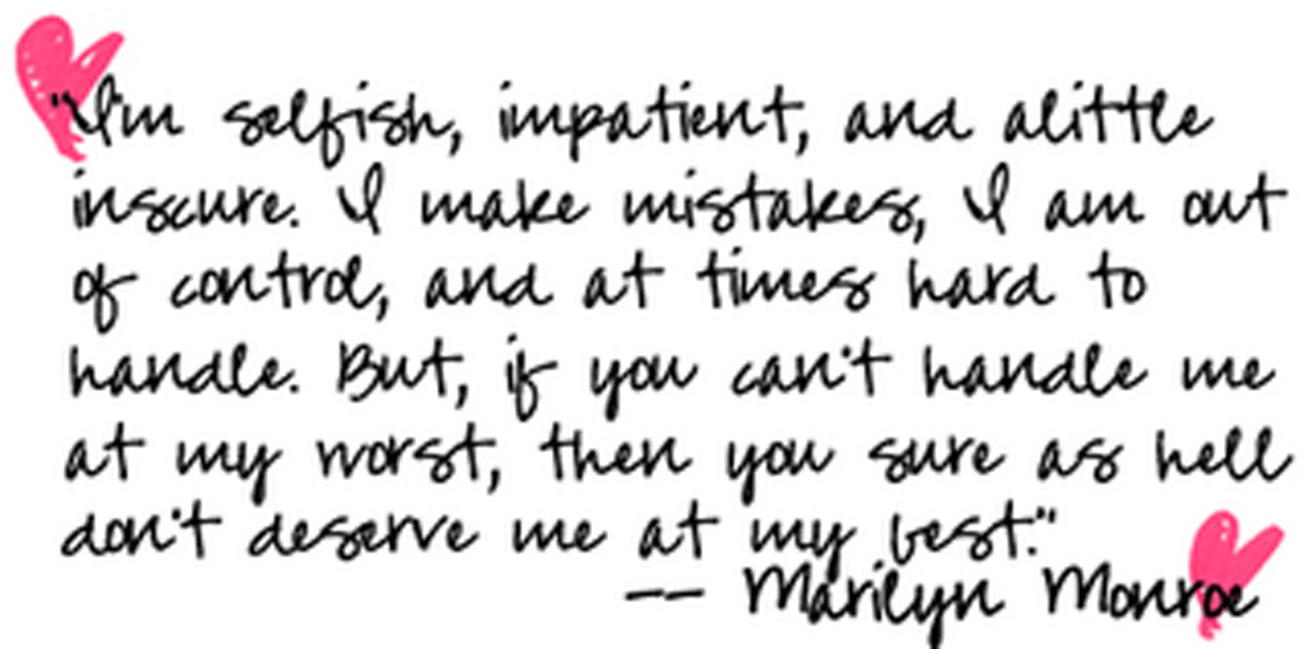 Monroe quote #3