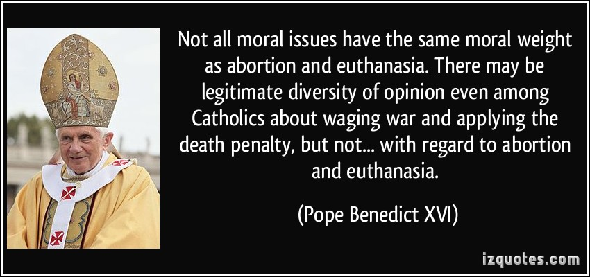 abortion and morals Parties which used to differ on economics now differ dramatically on issues that invade the realm of god's law and morality  abortion has always been seen as.