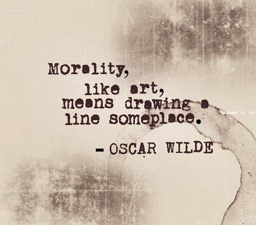 Morality quote #8