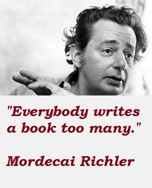 Mordecai Richler's quote #3
