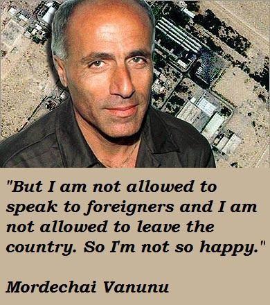 Mordechai Vanunu's quote #4