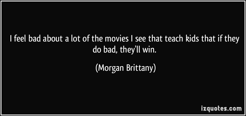 Morgan Brittany's quote #2