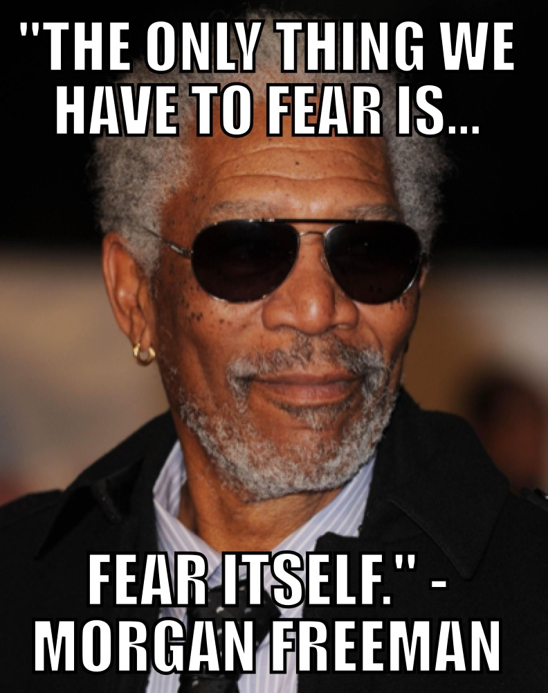 Morgan Freeman quote #2