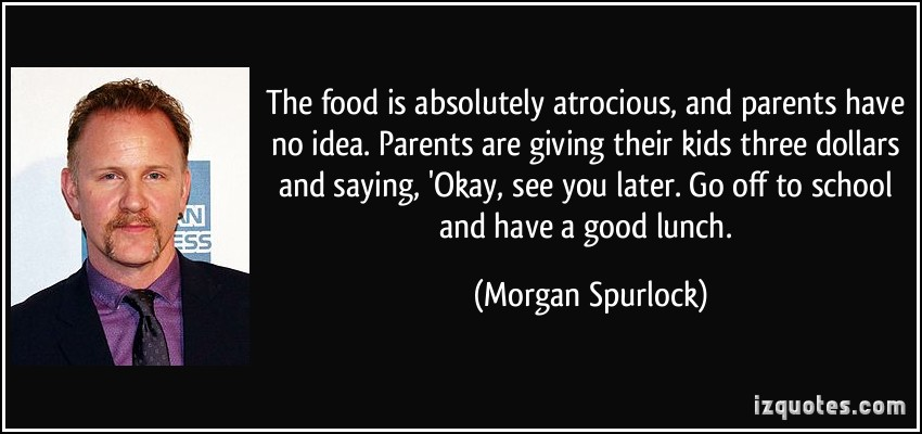 Morgan Spurlock's quote #2