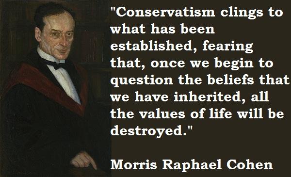 Morris Raphael Cohen's quote #5