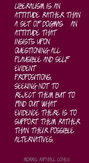 Morris Raphael Cohen's quote #1
