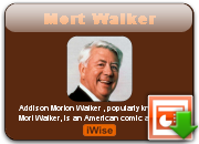 Mort Walker's quote #2