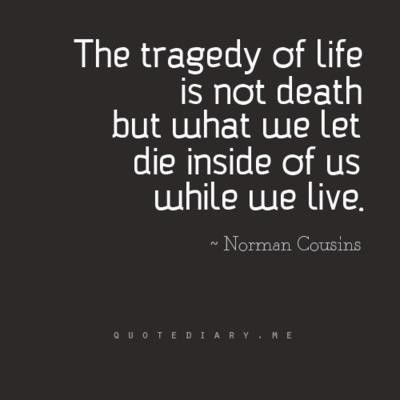 Mortality quote #3