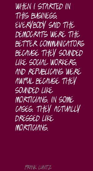 Morticians quote #1