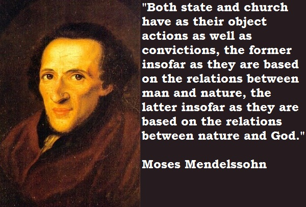 Moses Mendelssohn's quote #8