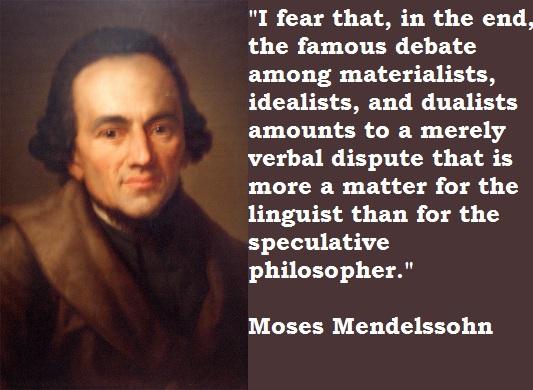 Moses Mendelssohn's quote #2