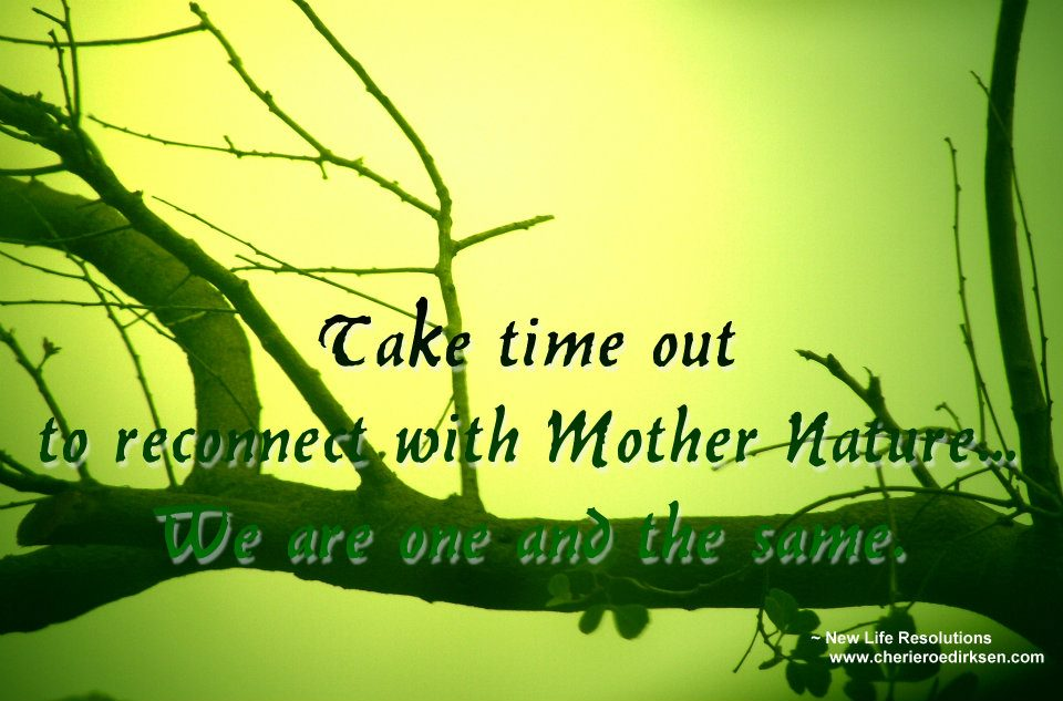 Mother Nature quote #2