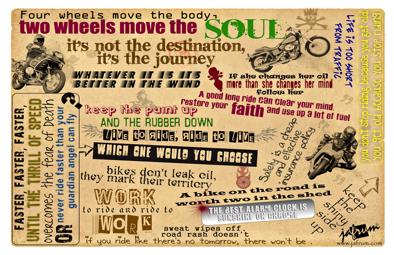 Motorcycles quote #2