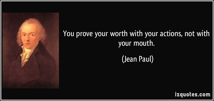 Mouth quote #6