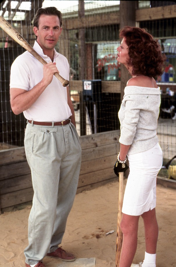 Bull Durham 1988  On the Mound Convention Scene 1012  Movieclips