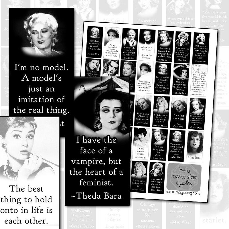 Movie Star quote #2