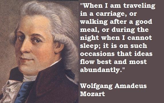 Mozart quote #2