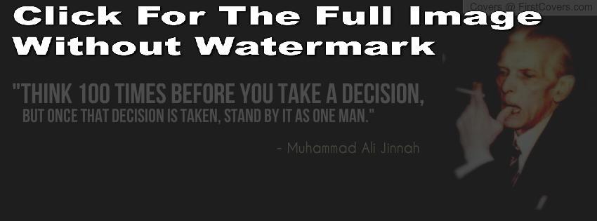 Muhammad Ali Jinnah's quote #3