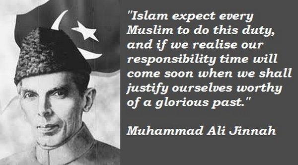 Muhammad Ali Jinnah's quote #5