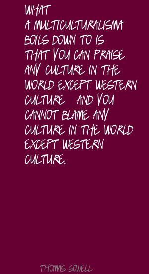 Multiculturalism quote #2