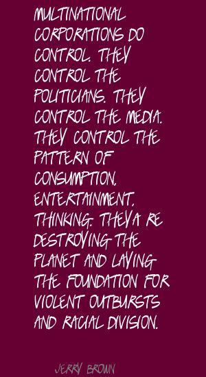 Multinational quote #1
