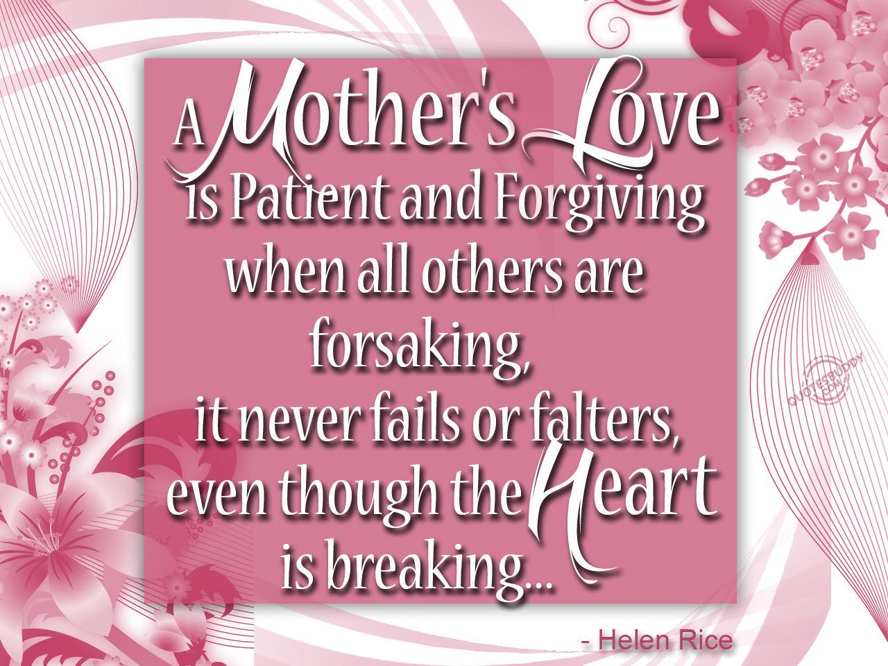 Mum quote #2