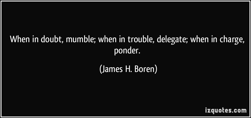Mumble quote #1