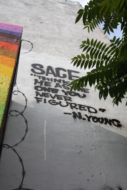 Mural quote #1