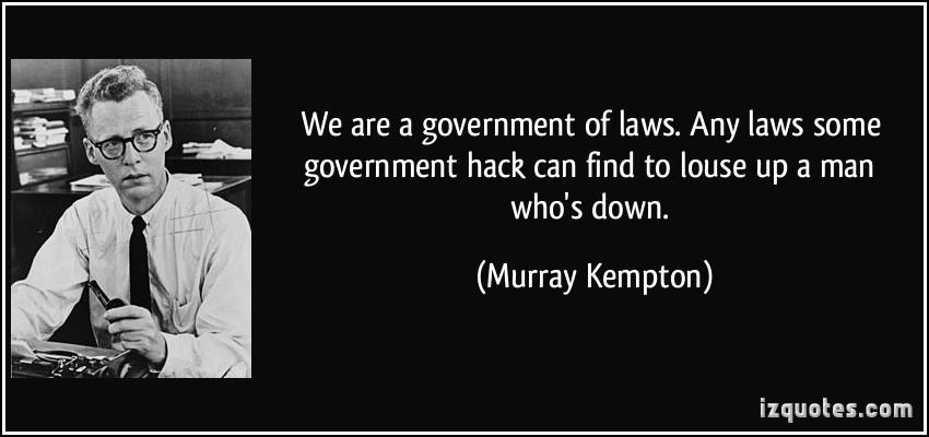 Murray Kempton's quote #4