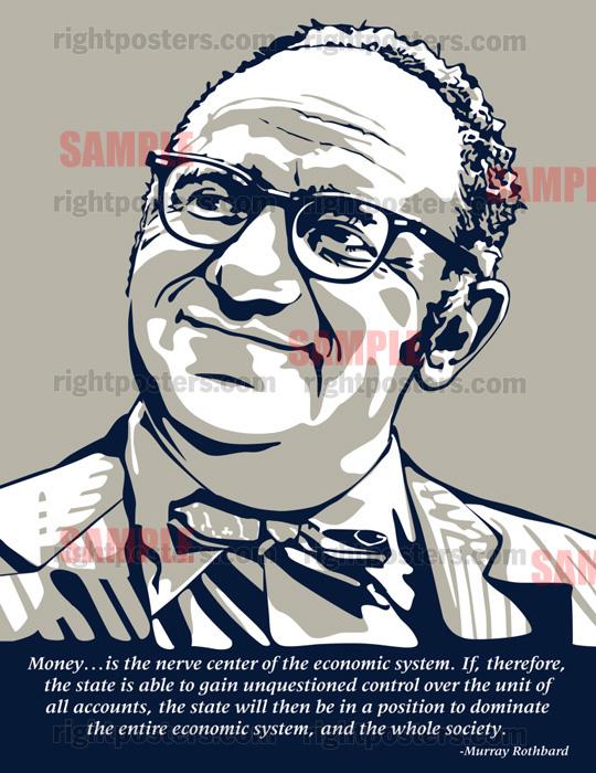 Murray Rothbard's quote #2