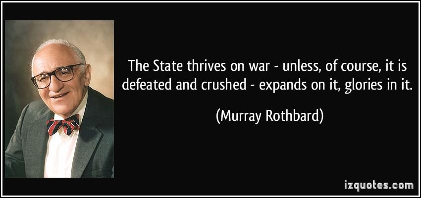 Murray Rothbard's quote #5