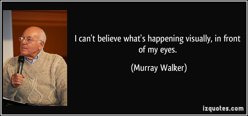 Murray Walker's quote #2