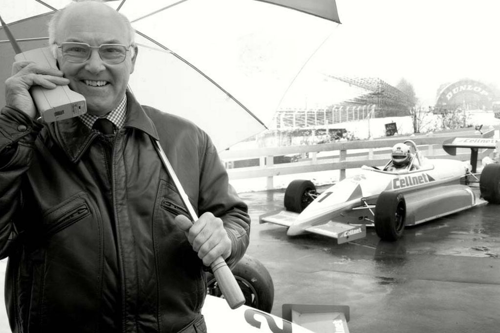 Murray Walker's quote #5