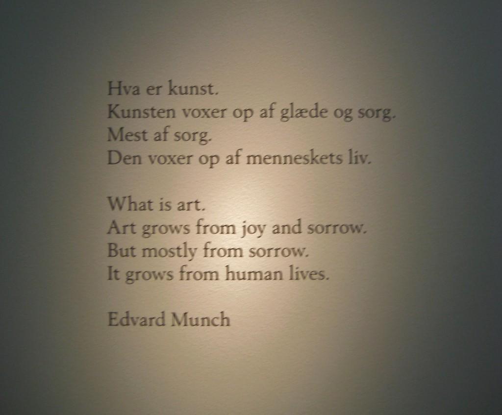 Museum quote #6