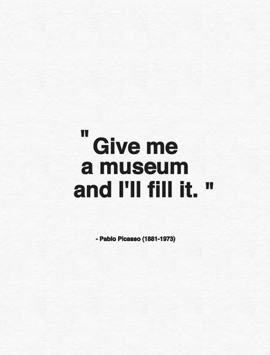 Museum quote #7