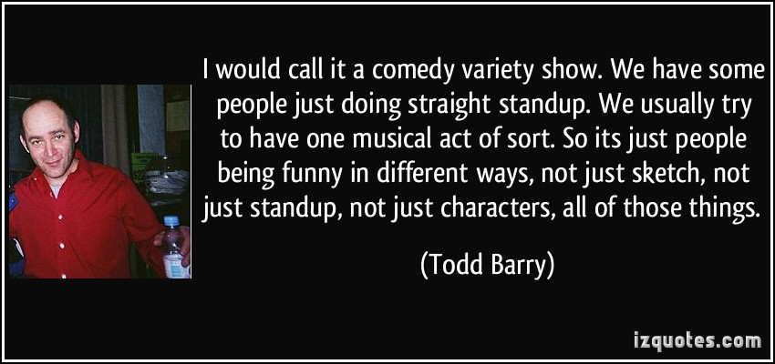 Musical Comedy quote #2