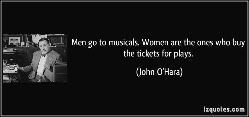 Musicals quote #7