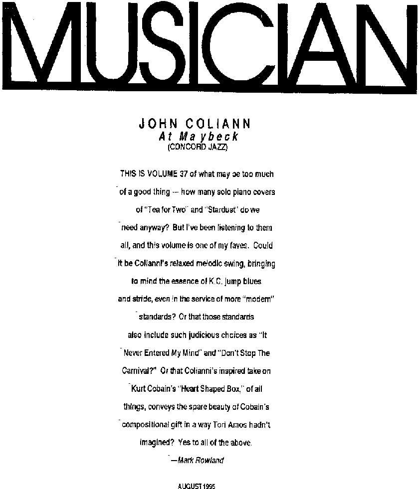 Musician quote #2