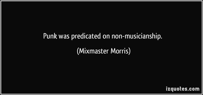 Musicianship quote #2