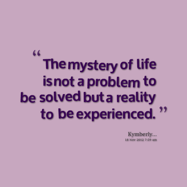 Mystery quote #3